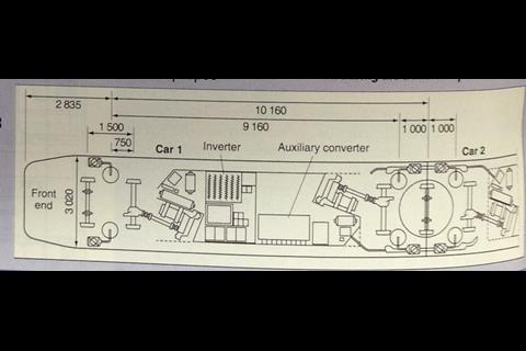 Space Train To Boost Tube Capacity News Railway Gazette